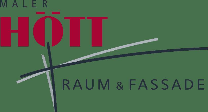 Logo: Maler Hött – Raum und Fassade