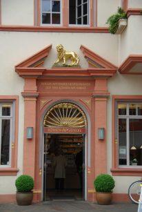 Loewen Apotheke Hauptmarkt