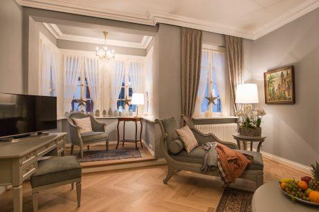 Hotel Zur Glocke – Suite
